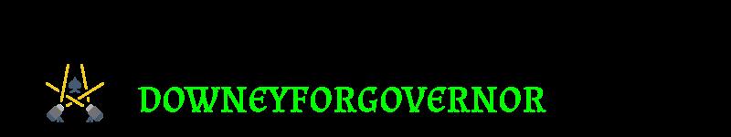 downeyforgovernor.com